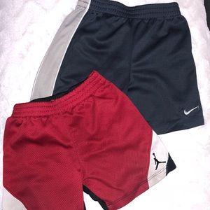 Nike + Jordan Basketball Short Bundle
